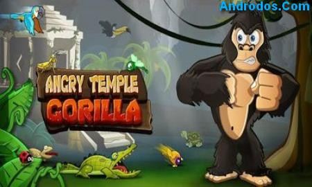 Angry Temple Gorilla apk