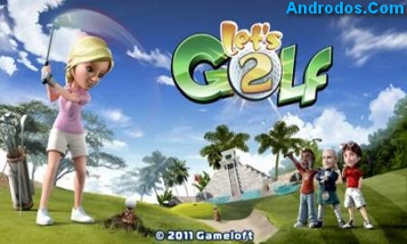 Lets Golf! 2 HD apk