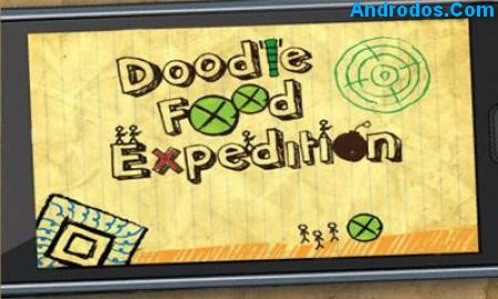 Скачать Doodle Food Expedition