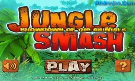 Скачать Jungle Smash android