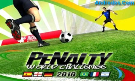 Скачать Penalty World Challenge android