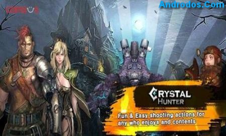 Скачать Crystal Hunter android