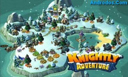Скачать Knightly Adventure android