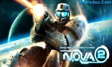 Скачать N.O.V.A. 2 - Near Orbit Vanguard Alliance android