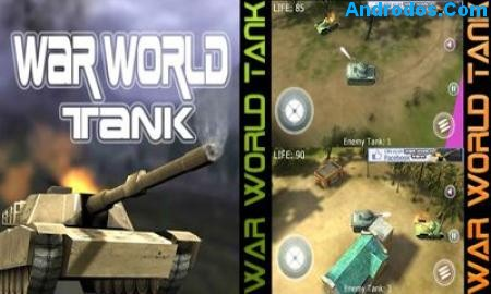 Скачать War World Tank android