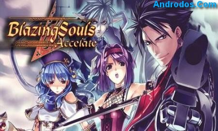 Скачать Blazing Souls Accelate android
