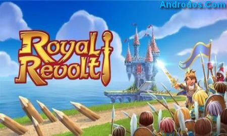 Скачать Royal Revolt! android