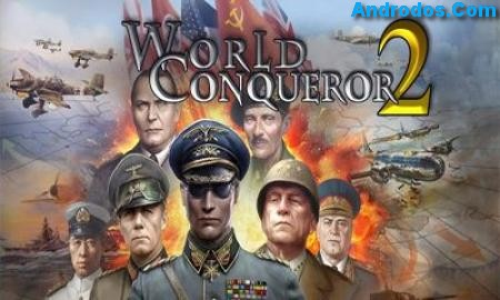 Скачать World Conqueror 2 android