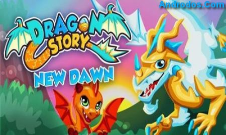 Скачать Dragon Story New Dawn андроид