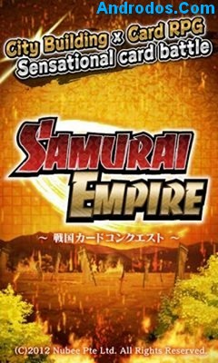 Скачать Samurai Empire андроид