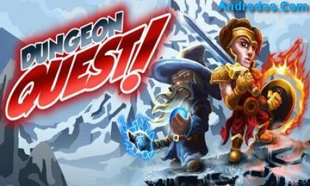 Скачать Dungeon Quest андроид