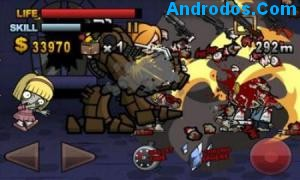Скачать Biofrenzy: Frag The Zombies android