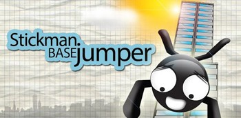 Скачать Stickman Base Jumper на андроид