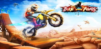 Скачать Bike Rivals для андроид