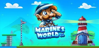 Скачать Marine's World на андроид