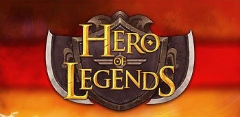 Hero of Legends на андроид