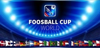 Скачать Foosball Cup World для андроид