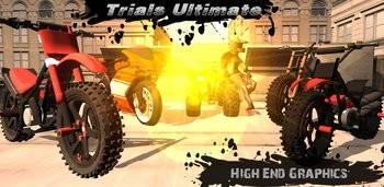 Скачать Trials Ultimate 3D HD на адроид