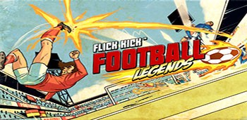 Скачать Flick Kick Football Legends на android